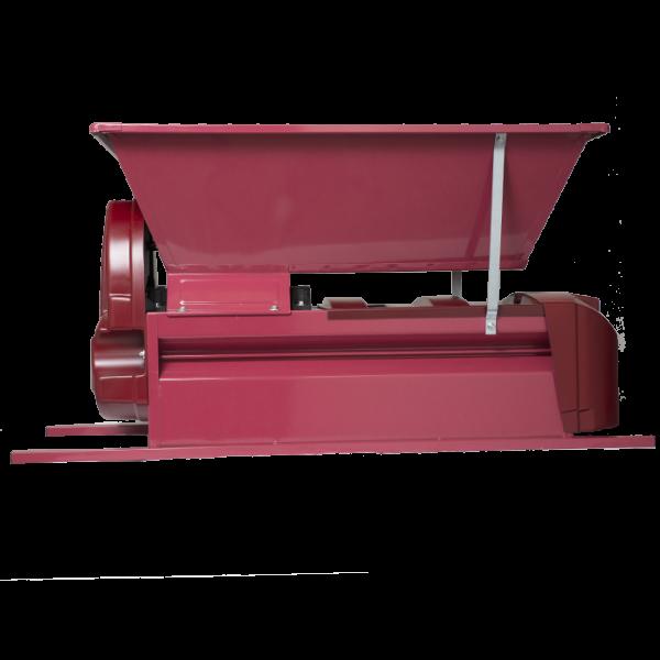 desgranadora coclea granada motor pintada 2