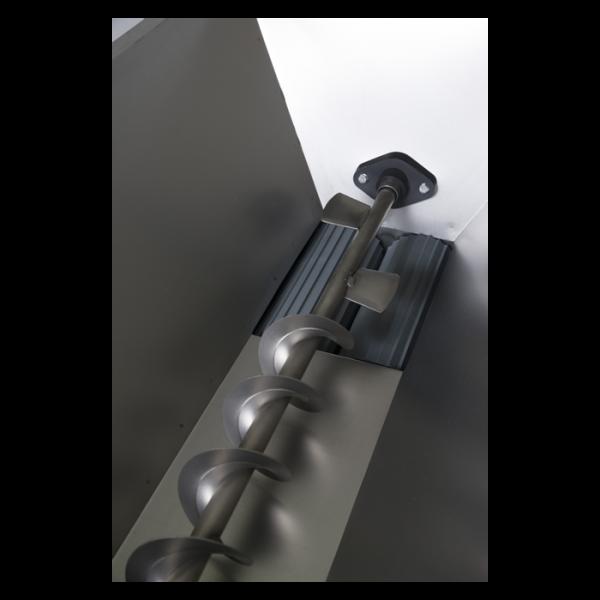 despalilladora coclea a motor semi inox 2