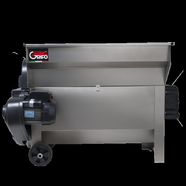 despalilladora vasca 3000 inox