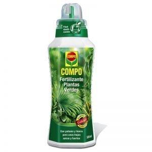 fertilizante plantas verdes 500mlagroavella