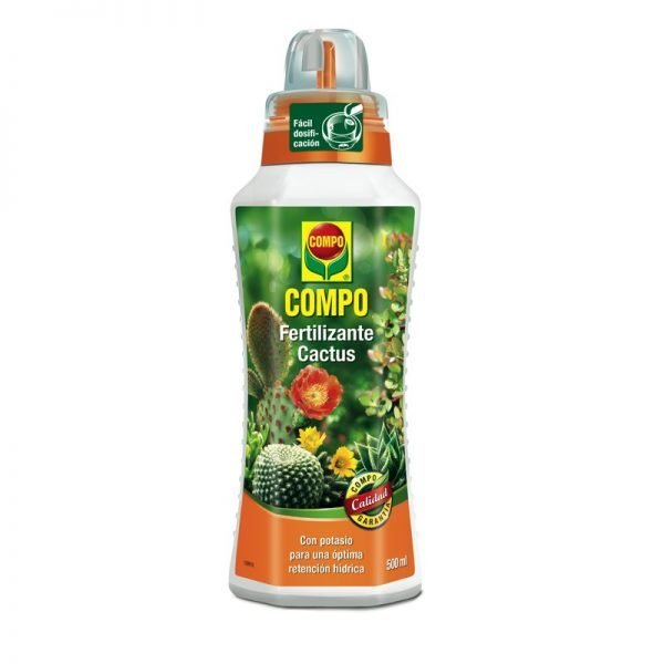 fertilizante cactus 500mlagroavella